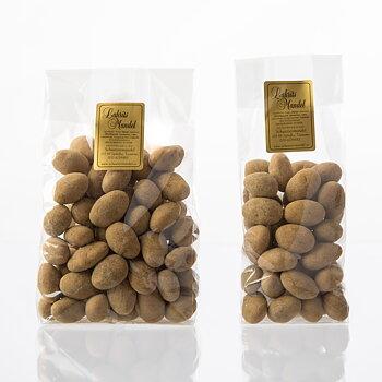 Lakrits- och chokladmandel