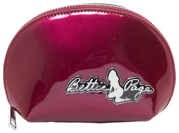 Sourpuss Bettie page makeup bag brick
