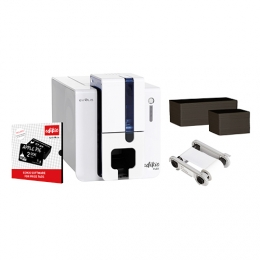 Edikio FLEX Price Tag solution, single sided, 12 dots/mm (300 dpi), USB