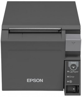 Epson TM-T70II, USB, RS232, black