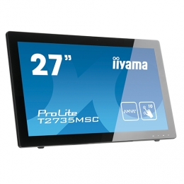 iiyama ProLite T2735MSC, 68,6 cm (27''), Projected Capacitive, Full HD, black