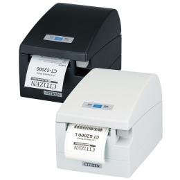 Citizen CT-S2000, USB, 8 dots/mm (203 dpi), black