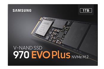 Samsung 970 EVO Plus Series MZ-V7S1T0BW 1TB