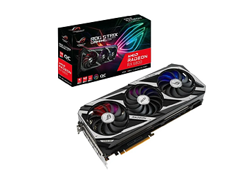 Asus Radeon RX 6800 ROG Strix Gaming OC HDMI 2xDP 16GB