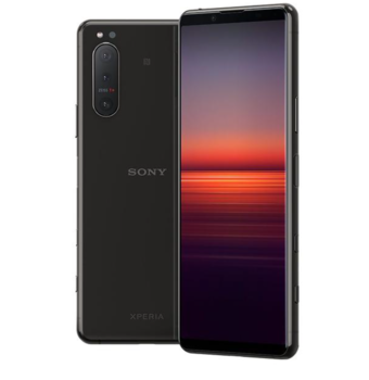 Sony Xperia 5 II Dual XQ-AS52 - svart