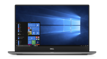 Dell XPS 15-7590 - silver
