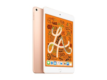 "Apple iPad Mini 5th gen 7.9"" 64GB WiFi - Gold"