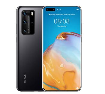 Huawei P40 Pro Dual SIM 256GB - Svart