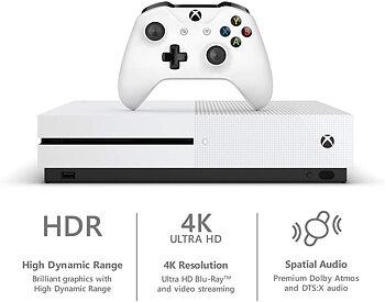 Xbox One S (Fyndvara)