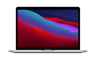 "Apple MacBook Pro (2020)  - M1 OC 8C GPU 8GB 256GB 13"" - Silver"