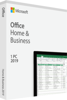 Microsoft Office Home & Business 2019 MAC