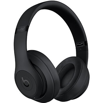 Beats by Dr. Dre Studio 3 Wireless - Matt Svart