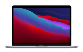 "Apple MacBook Pro (2020) - M1 OC 8C GPU 8GB 512GB 13"" - Space Gray"