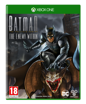 Batman: The Enemy Within - The Telltale Series (Xbox One)