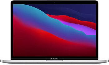 """Apple MacBook Pro (2020) - M1 OC 8C GPU 8GB 512GB 13"""" - Silver"""