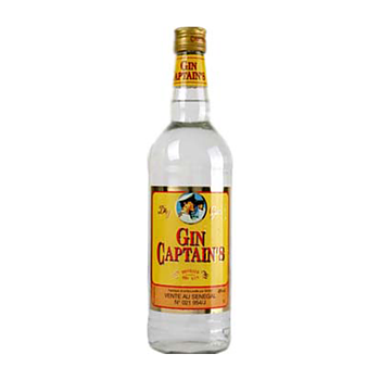 Captains Gin, 37%, 70 cl