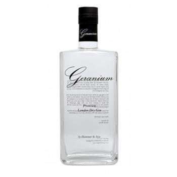 Geranium Gin, 44%, 70 cl