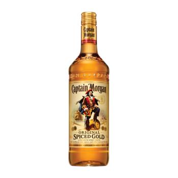 Captain Morgan Spiced Gold, 35%, 70 cl