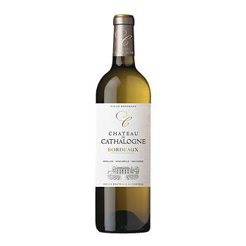 Chateau de Cathalogne, vitt vin, 12.5%, 75 cl