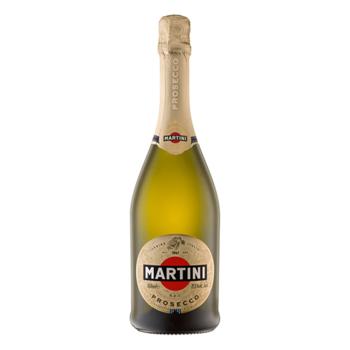 Martini Prosecco, mousserande vitt vin, 11.5%, 75 cl