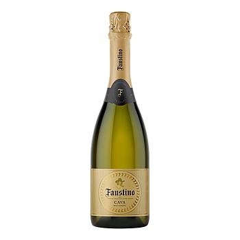 Faustino Cava Brut Reserva, mousserande vitt vin, 11.5%, 75 cl