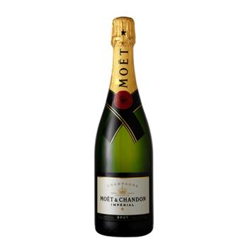 Moet & Chandon Brut, mousserande vitt vin, 12%, 75 cl