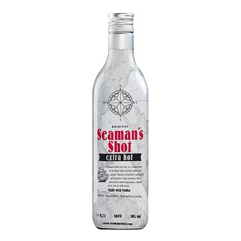 Seamans Shot, 30%, 70 cl