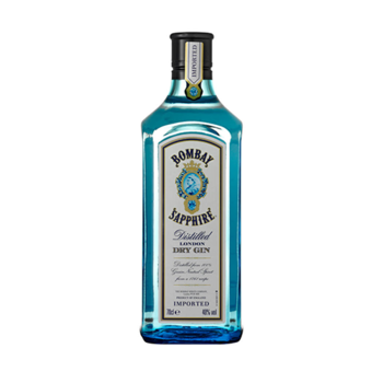 Bombay Sapphire Gin, 40%, 70 cl