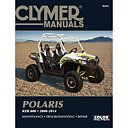 Clymer reparations handbok till  Polaris RZR 2008-14