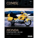 Clymer reparations handbok till  Honda Goldwing 1800 2001-10