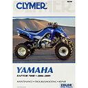 Clymer reparations handbok till  YAMAHA RAPTOR 700