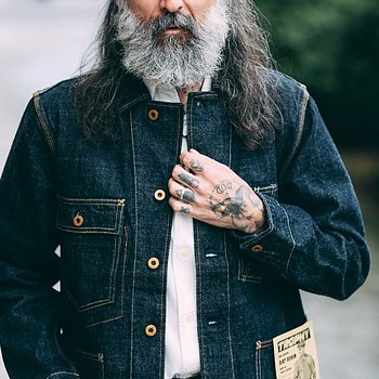 Trophy Clothing - 2604 Dirt Denim Coverall