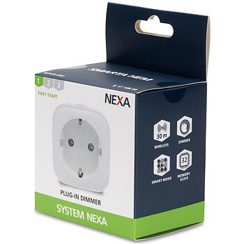 Nexa MYCR-250 Plug-in Dimmer 1-pack