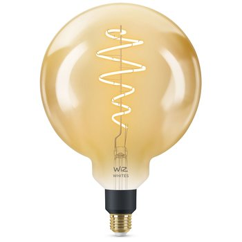 WiZ WiFi Smart LED E27 Glob 200 25W Filament Amber