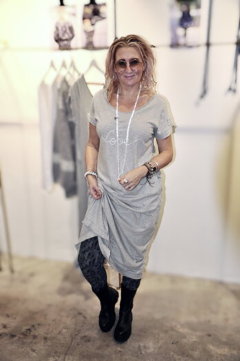 LOVE MAXI GREY MELANGE