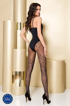 Patterned Tights 20 Denier