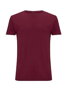 Röd unisex EcoVero T-shirt