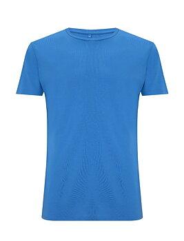 Sommarblå unisex EcoVero T-shirt