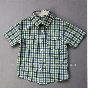REA! Kortärmad skjorta i bambu för barn