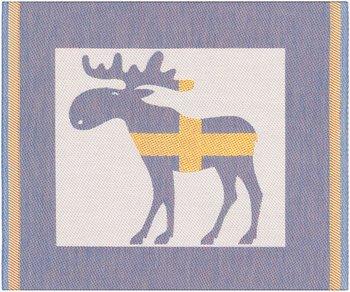 Ekelunds diskduk i bambu - Sverigemotiv