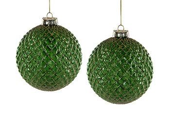 Julgranskula Grön 2-pack