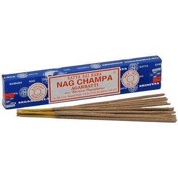Rökelsepinnar Nag Champa 15g