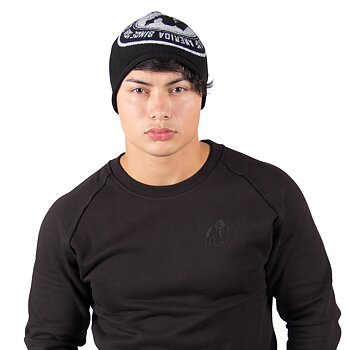 Oxford Beanie, black