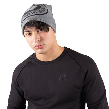 Oxford Beanie, grey