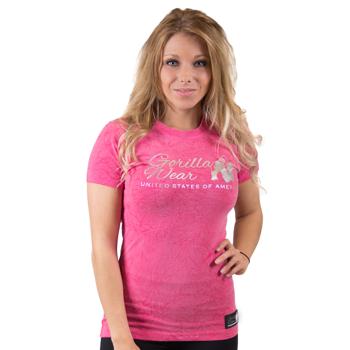 Camden T-shirt, pink