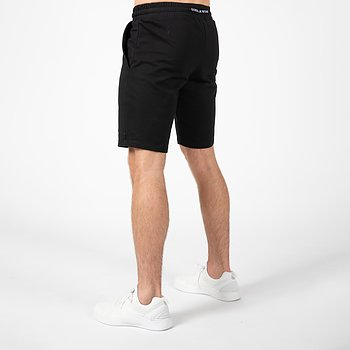 Cisco Shorts, black/white