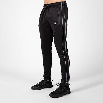 Wenden Track Pants, black/white