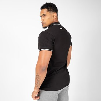 Delano Polo, black/white