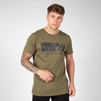 Classic T-Shirt, army green