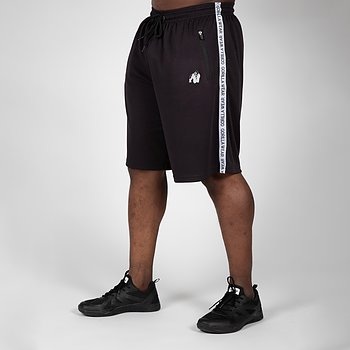 Reydon Mesh Shorts 2.0, black